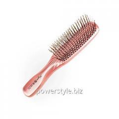 Расческа Majestic Classic Elegant Pink для тонких