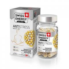 Витамины Swiss Energy Antistress капсулы №30