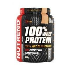 100% Whey Protein черника ТМ Нутренд / Nutrend 900г