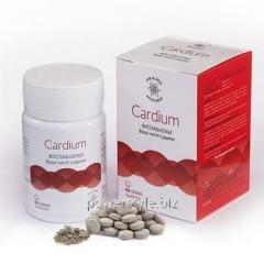 Cardium фитотаблетки Ваши чистые сосуды №50 ТМ