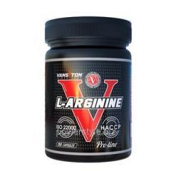 L-Аргинин №150 капсул ТМ Ванситон / Vansiton