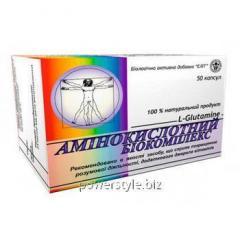 Аминокислотный Биокомплекс капсулы №50