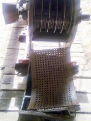 Дробилка ударно-молотковая для пластмассы