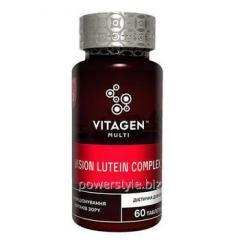 Витаджен N32 Зрение Лютеиновый комплекс / Vitagen