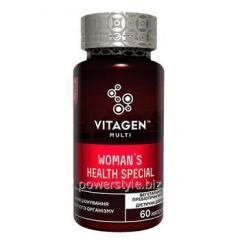 Витаджен N34 Женское здоровье / VITAGEN Woman's