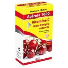 Витамин'22 АЦЕРОЛА 1000 Витамин С натуральный 24