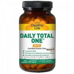 Витаминно-минеральный комплекс Daily Total One без