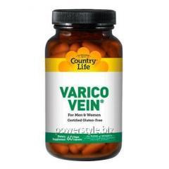Витаминно-минеральный комплекс против варикоза