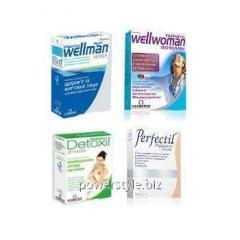 Витаминный набор для молодых и активных