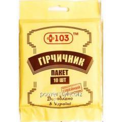 Горчичник-пакет семейный №10