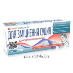 Для укрепления сосудов Healthyclopedia таблетки № 30