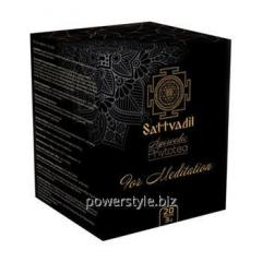 Добавка диетическая фиточай Для медитации ТМ Sattvadil 20 фильтр-пакетов по 3 г