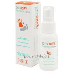 Драй Драй дезодорант для тела Intimate Spray 50 мл