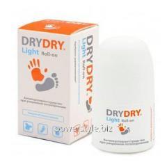 Драй Драй Лайт дезодорант при повышенной потливости 50мл