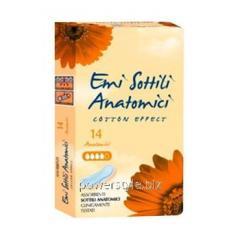 Женские гигиенические прокладки ТМ Емі / Emi Софт №14