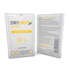 Защитный спрей от солнца Dry Dry Sun Care / Драй
