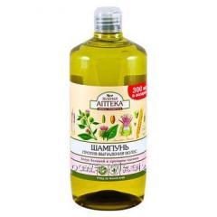Зеленая Аптека шампунь против выпадения волос