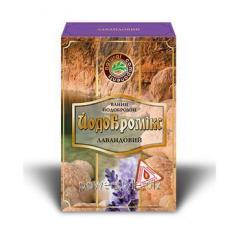 Йодобромная ванна Йодобромикс Лавандовый 500 г