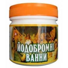 Йодобромные ванны Гармония 35 г