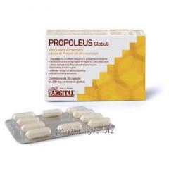 Капсулы PROPOLEUS GLOBULI ТМ Аржитал / Argital 250 мг №30