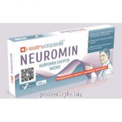 Капсулы Нейромин-Энергия Мозга / Neuromin №30