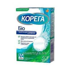 Корега Био N30 таблетки для очистки зубных