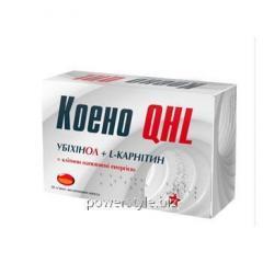 Коэно QHL капсулы №30