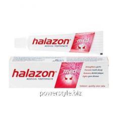 Лечебная зубная паста Halazon Multiaktive Med 75