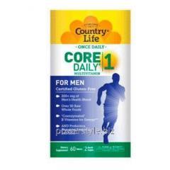 Мультивитамины для мужчин Core Daily 1 60...