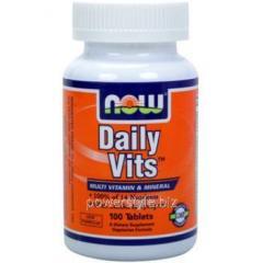 Мультивитамины ТМ Нау Фудс/Now Foods 100 таблеток