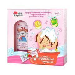 "Набор Pink Elephant ""Красочное купание"""