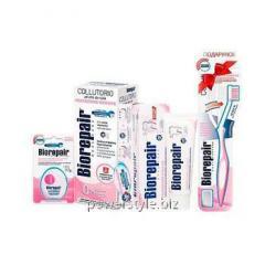 Набор Защита десен ТМ Биорепейр с зубной щеткой в подарок