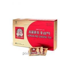 Напиток красного корейского женьшеня ТМ Корея