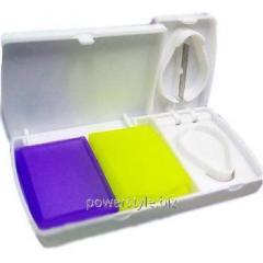 Органайзер Enjee для таблеток пластик с
