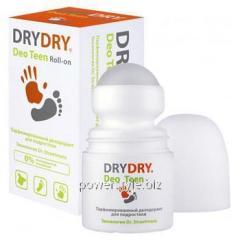 Парфюмированный Дезодорант для подростков Dry Dry