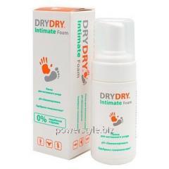 Пена для интимной гигиены Dry Dry Intimate Foam /
