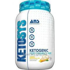 Протеин ANS Performance KETOSYS лимонно-меренговый
