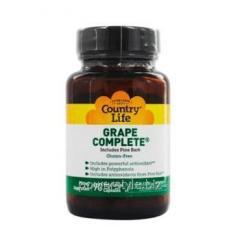 Ресвератрол с сосновой корой (Grape Complete) 90