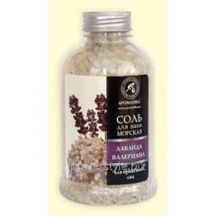 Соль для ванн Для приятного сна 600г