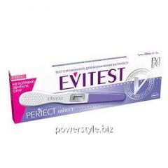Струйный тест для определения беременности Evitest
