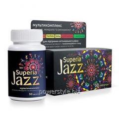 Суперия Джаз мультикомплекс витаминов, минералов и