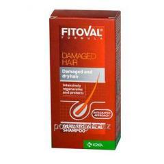 Фитовал формула шампунь для поврежденных волос 100 мл
