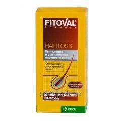 Фитовал формула шампунь против выпадения волос 100 мл