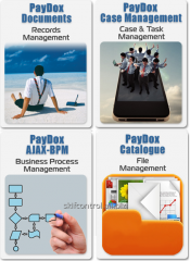 PayDox EDMS. Electronic document management system