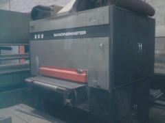 Calibration and grinding car