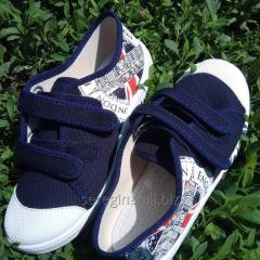 Children gym-shoes