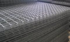 Reinforcing grid, Ukraine