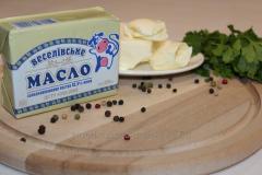 Масло сладкосливочное Экстра 82,5% ГОСТ