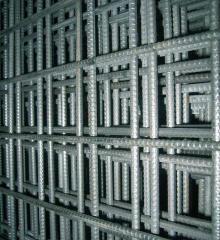 Grid intaking metal