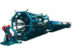 Линии для производства пласстмасовых труб